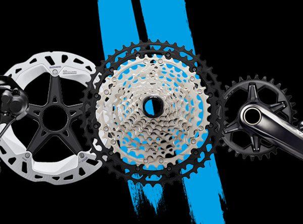 części rowerowe Shimano grupa osprzętowa XT