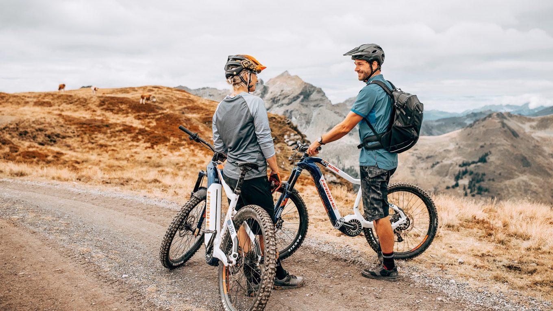 haibike rower elektryczny dla niej i dla niego