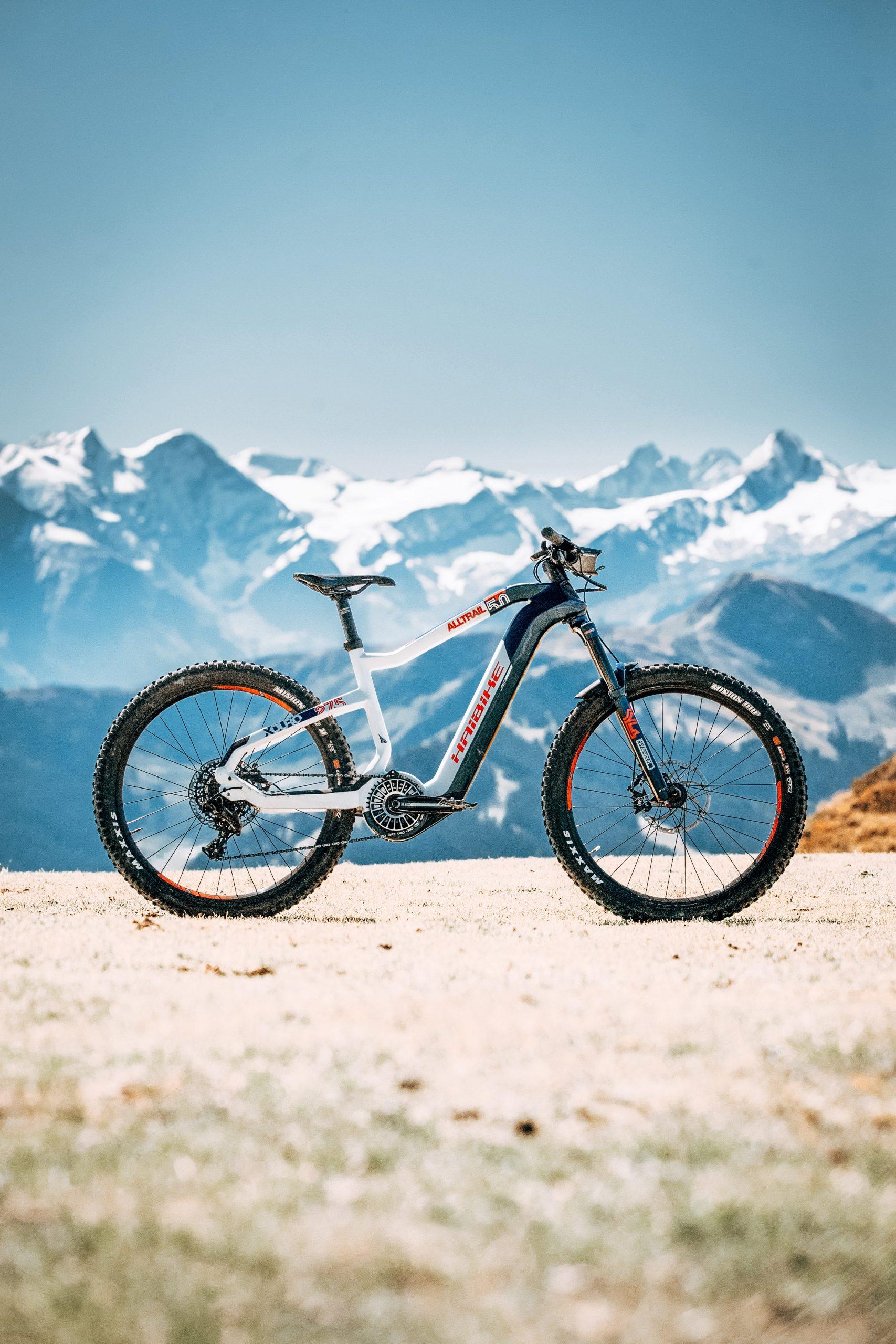 rower elektryczny haibike mtb hardtail