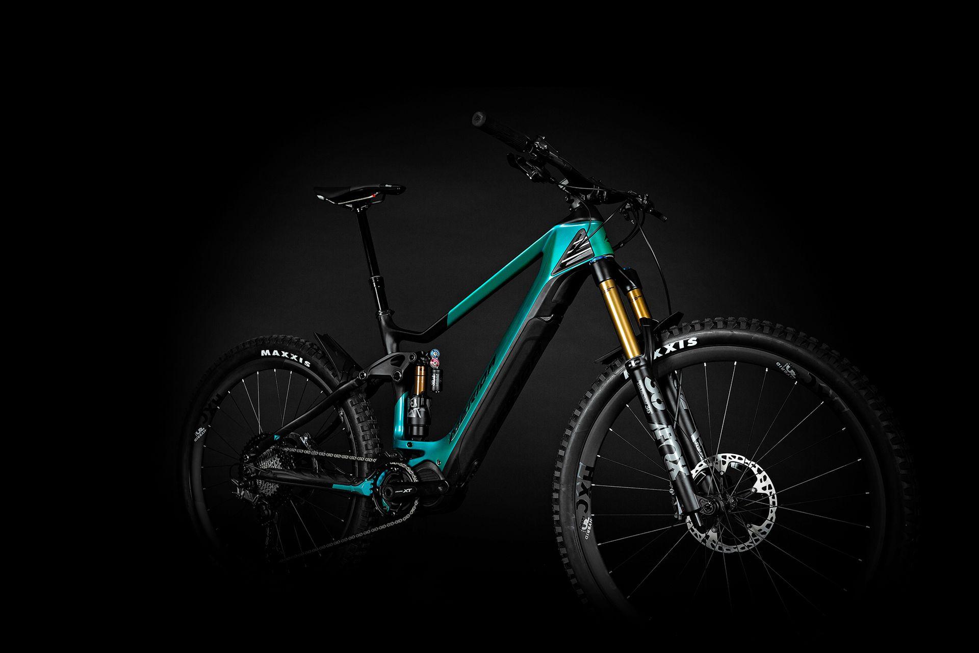rower mtb fulsuspension marki merida elektryczny