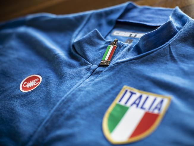 koszulka kolarska castelli italia 20 prezentacja