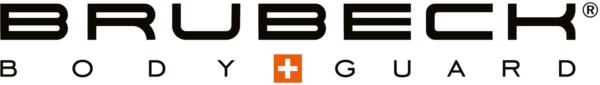 logo brubeck marki produkującej kominiarki rowerowe