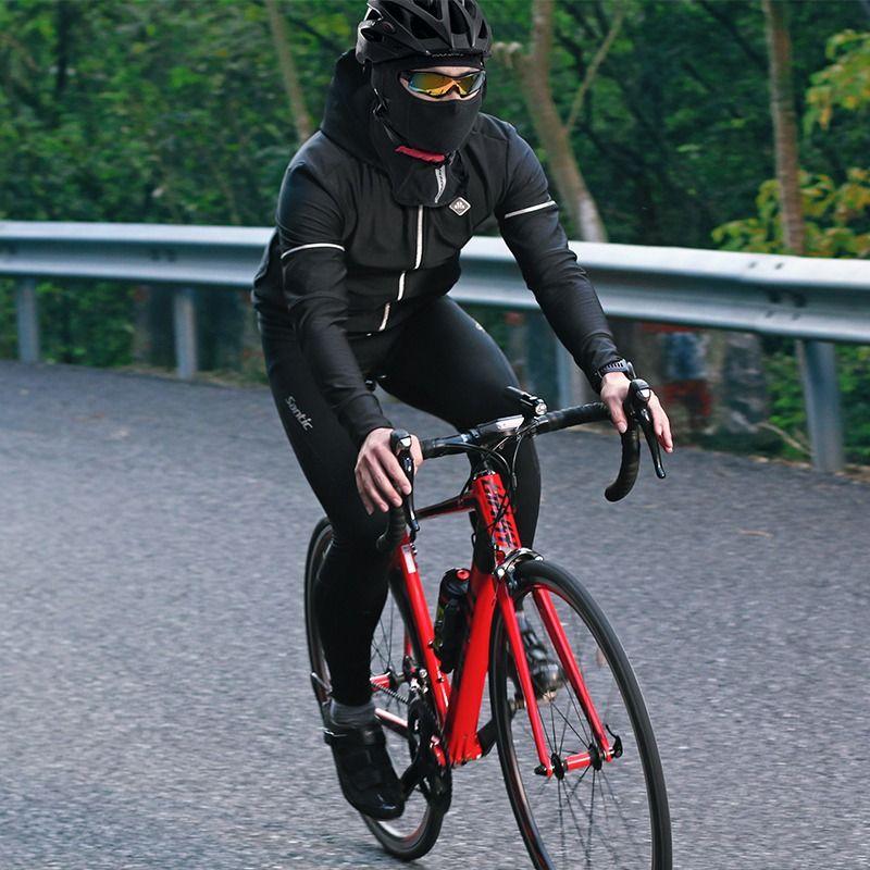 kominiarka na rower na chłodne dni