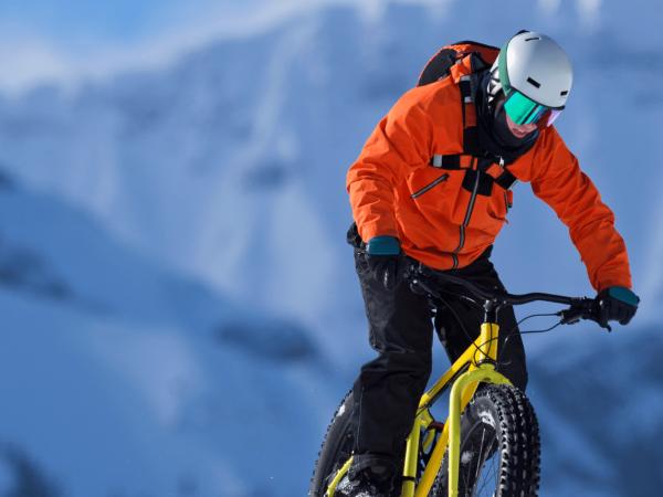 zimowa odzież rowerowa