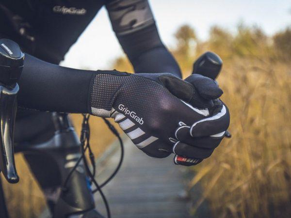rękawiczki rowerowe na zimę to podstawa