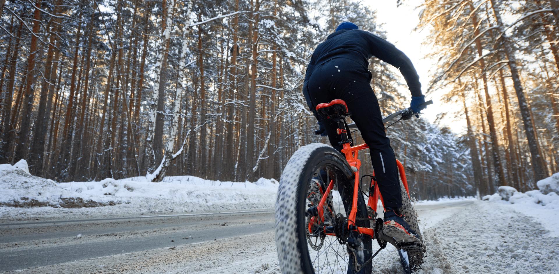 zimowa odzież rowerowa na srogie mrozy