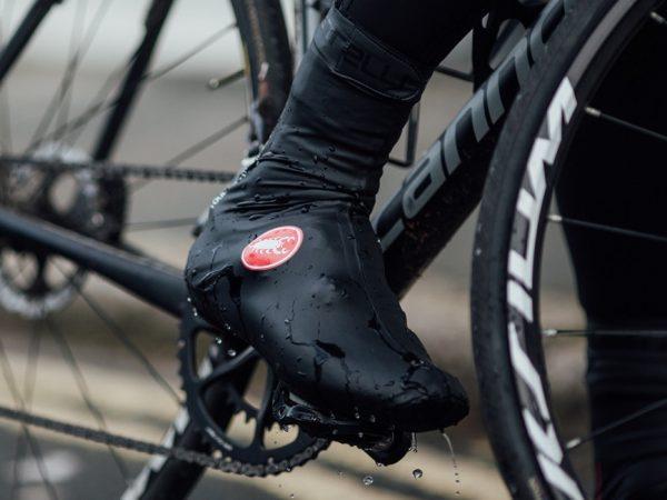 ochraniacze na buty rowerowe marki castelli