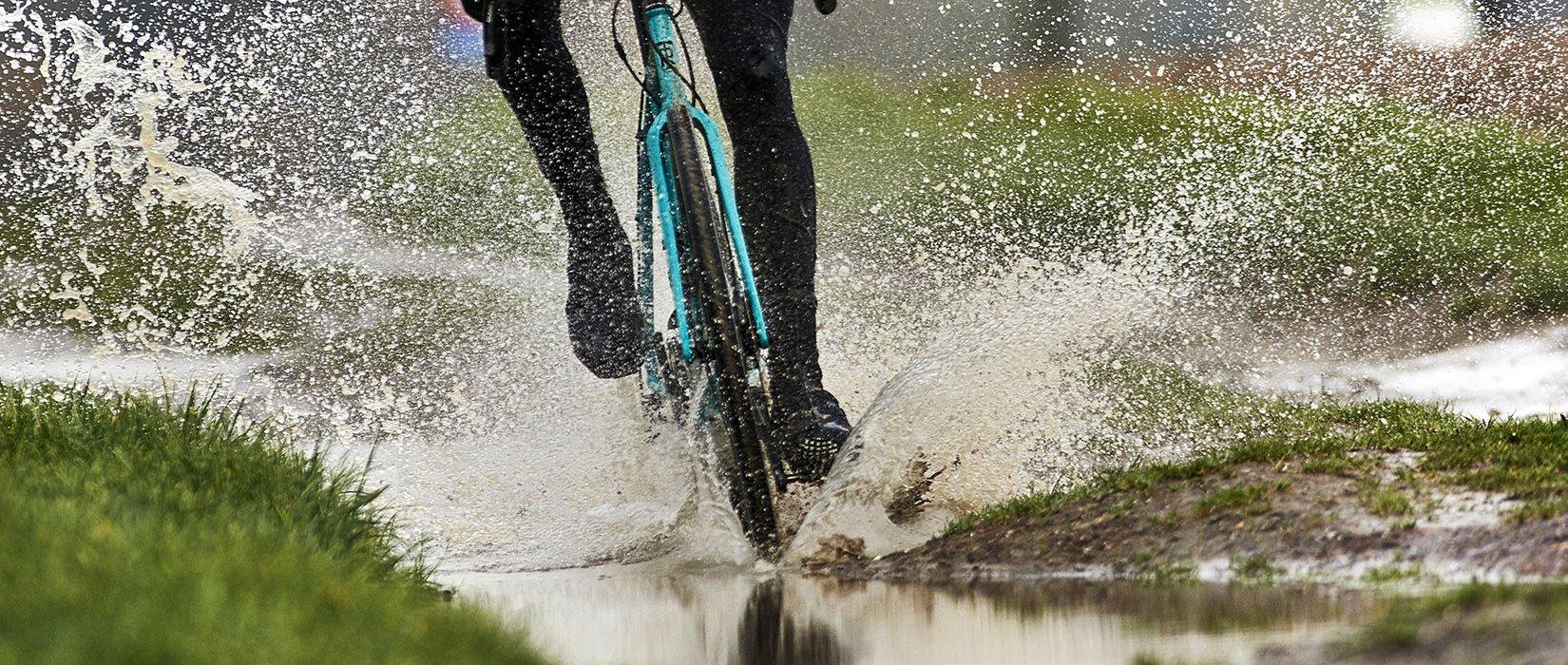 ochraniacze na buty rowerowe są wodoodporne