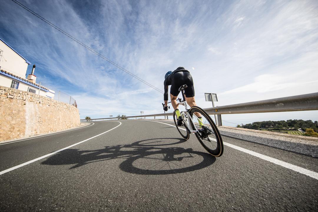 opony szosowe w rowerze szosowym