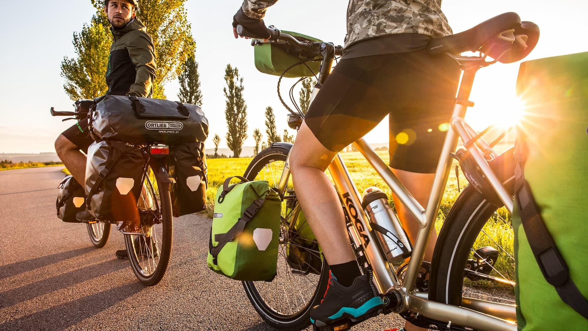 Ortlieb sakwy rowerowe na podróż