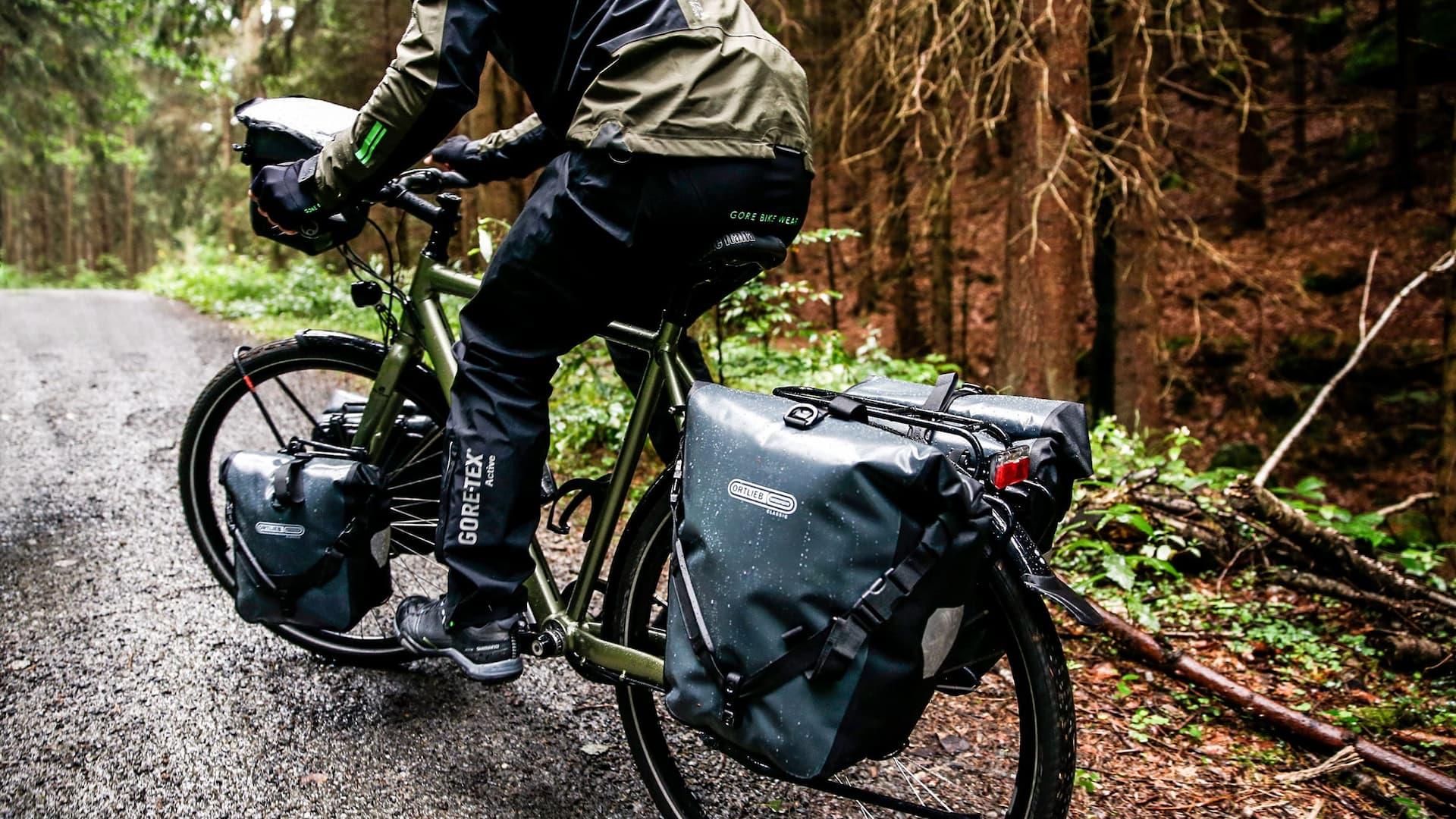 Ortlieb sakwy wodoodporne na rower