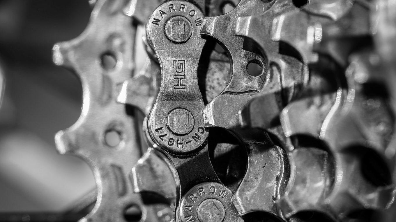 Spinka do łańcucha rowerowego